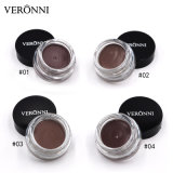 Veronni 8 Colores cejas impermeable Long-Lasting Crema Gel para cejas