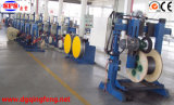 Wire와 Cable를 위한 Sz Type Optical Fiber Cable Extrusder Extruding Machine
