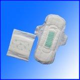245mm de la mujer elástico toalla sanitaria