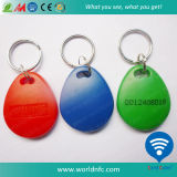 Accedere all'HF 13.56MHz Proximity RFID Key Fob di Control ABS Silicone il Lf 125kHz