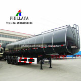 Betume Líquido de asfalto do caminhão-tanque de transporte de armazenamento de aquecimento do tanque de semi-reboque