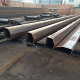 P Shape Mild Steel Hollow Section for Steel Structure