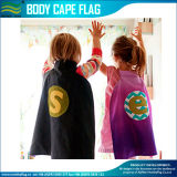Super-héros Chirdren du Capes/Design de mode du super-héros Kid Poncho (M-NF07F02029)