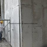 Eco Friendly ciment léger EPS Core Installation facile de Sandwich Composite Panneau mural marché de Singapour