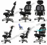 고품질 Manager/CEO 직원 Excutive 의자 사무실 의자 회의 가구를 위한 표준 메시 의자