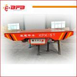 Aluminiumfabrik-Gebrauch motorisierte elektrische Übergangskarre für Aluminiumring