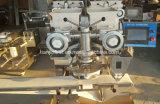 De dubbele het Vullen Speciale Machine van /Encrusting van de Apparatuur voor de Fabriek van Procedssing van het Voedsel