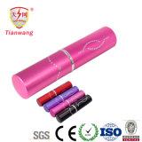 Rosafarbener Lippenstift betäuben Gewehr-Taschenlampe für Selbstverteidigung (TW-328)