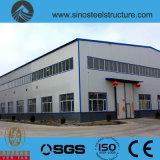 Marcação BV Estrutura de aço com certificação ISO (Depósito TRD-025)
