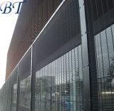Anti maglia che recinta, materiale poco costoso della rete fissa, rete fissa saldata di ascensione di alta qualità della rete metallica 358