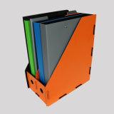 De grote Capaciteit van de Opslag Houten DIY 3 Lagen van het Rek van het Dossier