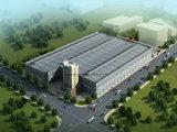 Costruzione industriale del gruppo di lavoro della struttura d'acciaio