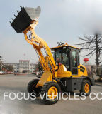 Image de marque Focus de 3 tonnes Cheap chargeuse à roues