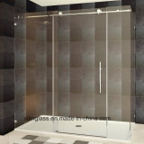 Toughened Ultra Clear Shower Glass