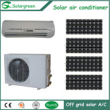 jornada completa 24hours usar el acondicionador de aire solar ahorro de energía del 100%