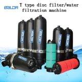 T schreiben Garten-Bewässerung-Industrie-Wasser-Spaltölfilter umfangreiche Filtration