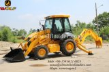 Wolf Wheel Loader Jx45 Backhoe