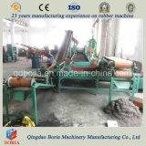 Pneumatico residuo automatico pieno che ricicla macchina, linea di produzione di gomma della polvere