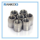 Noix conique de construction de l'acier inoxydable A2-70