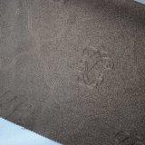 Cuoio brillante impresso del PVC della decorazione della parete della protezione della base della perla