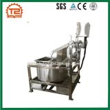 Machine de nourriture frite par machine de Deoling d'oignon et huile de déshuilage de pommes frites retirant la machine