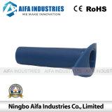 Outil en plastique personnalisé de tube du bleu Côté-SIP