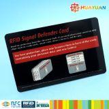 카드를 막아 지갑 신용 카드 안전 보호 RFID 차단제