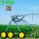 China pulsa a granja la máquina de centro del sistema de irrigación del pivote con la regadera