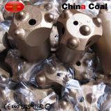 O carboneto de tungsténio fundido de alta resistência Botão Bit de perfuração de rocha roscado