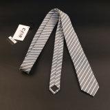 L'homme grille rayé de l'impression Costume Cravate BZ0001