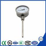 高品質のWss401バイメタル温度計