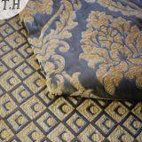 Tela floral 100% del sofá de la tapicería del modelo del poliester