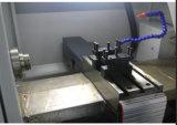절단 금속을%s 편평한 보편적인 수평한 기계로 가공 CNC 포탑 공작 기계 & 선반 Vch36/Vch46