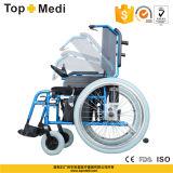 [تومدي] ألومنيوم يعاق [إلكتريك بوور] كرسيّ ذو عجلات مع [لد-سد بتّري]