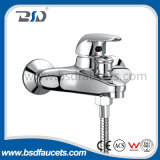 Long Spout Brass Divertor를 가진 단 하나 Lever Bathroom Faucet