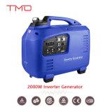De kleine Draagbare Mini Digitale Generator van de Omschakelaar van de Benzine 2kVA