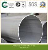 AISI 316 sin fisuras de acero soldado de tuberías de acero