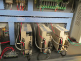 CNC van de Structuur van het Gietijzer de Snijdende Machine van de Vorm van het Metaal