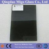 zwarte van 48mm schilderde terug het Glas Tined Glas van de Verf