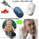 Multilanguages Pm01の子供またはペットのための防水携帯用小型GPSの追跡者