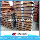 Equipo de la fundición de hierro gris del matraz del molde de los matraces del bastidor de la alta precisión