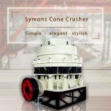 Bewegliche Felsen-Mähdrescher Symons Kegel-Zerkleinerungsmaschine für Verkauf