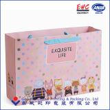De afgedrukte Zak van de Verpakking van de Gift van het Document voor Doek & Chocolade