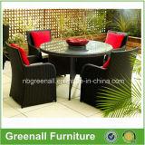 Mesas e cadeiras de vime Pátio / Jardim Móveis ao ar livre