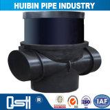 Tubo urbano Palo dell'HDPE del sistema del distributore dell'acqua del materiale da costruzione
