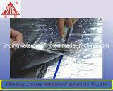 Membrane imperméable à l'eau/membrane auto-adhésive bitume de feuille