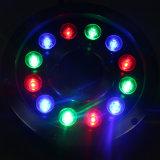 27W Licht Van uitstekende kwaliteit van de Fontein van de Ring van de Controle van DMX RGB