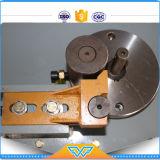 Gw25 de Automatische Machine van de Hoepel van het Staal van de Stijgbeugel van de Staaf van de Hoek Buigende