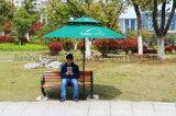 Flexible und faltbare Sonnenschirm-Solaraufladeeinheits-im Freienmöbel
