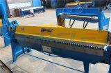 1.5 X 1020 máquinas plegables neumáticas de la serie de Wsq para el rectángulo inoxidable Makinf del metal